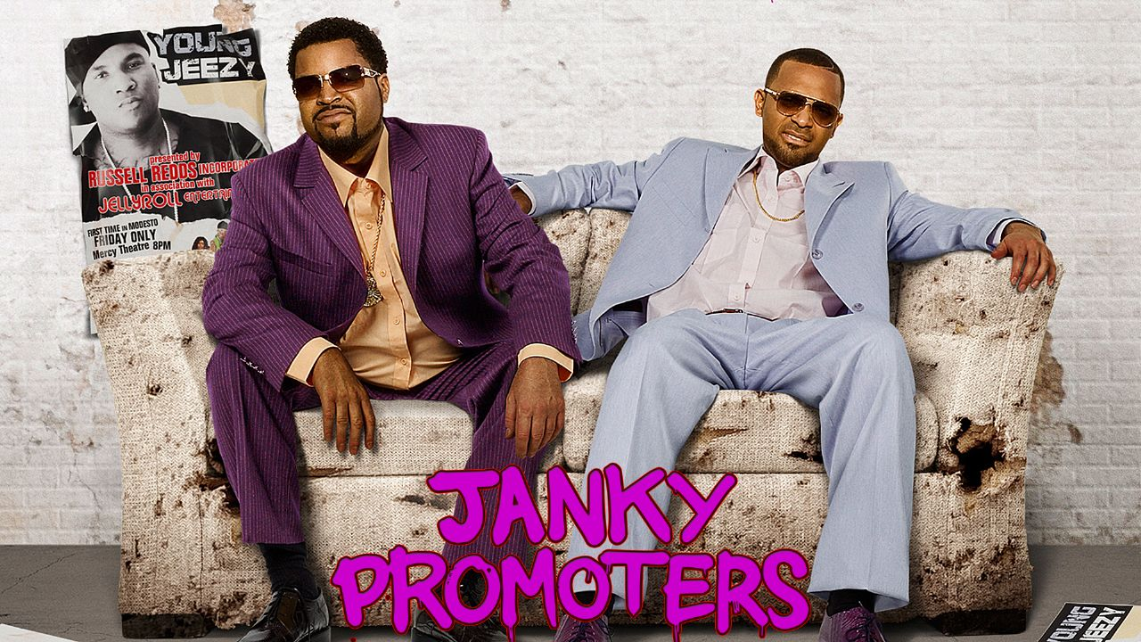 Janky Promoters Stream